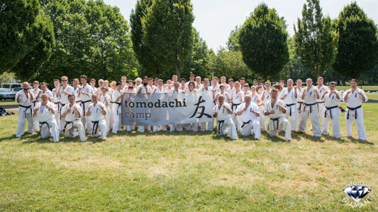 Tomodachi Camp 2015