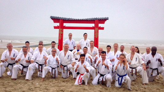 First European Fullcontact Karate Camp